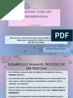 Presentación psicóloga
