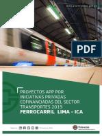 Teaser Ferrocarril Lima–Ica