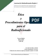 1. Etica y Procedimientos Operativos para el Radioaficionado.pdf