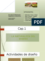CAP 1. Naturaleza Del Diseño
