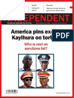 THE INDEPENDENT Issue 590