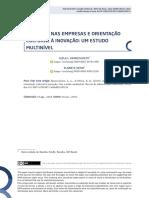 INOVAÇÃO NAS EMPRESAS E ORIENTAÇÃO CULTURAL À INOVAÇÃO - UM ESTUDO MULTINÍVEL.pdf