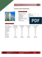 Antenna Xian Datasheet