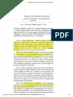 United Seamens Union of the Phil vs Davao Shipowners Assoc