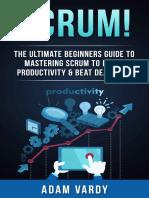 Scrum - ultimate beginers guide
