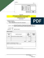 Certificación Costo Indirecto