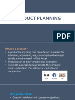 Product Planning (1)