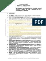MEMORIA DESCRIPTIVA COLMATA -REV 1.docx