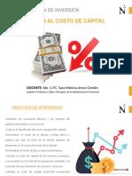 1. Semana 6 Introducción al Costo de Capital.ppt