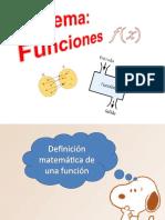 Funciones (Introducción)