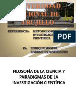 CONFERENCIA I FILOSOFIA DE LA CIENCIA Y PARADIGMAS DE LA CIENCIA 1.pptx