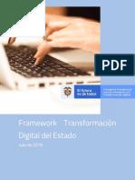 Framework de MINTIC