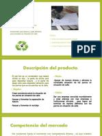 triptico reciclaje