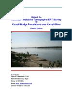 Karnali Resitivity Report