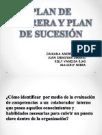 Plan de Carrera y Plan de Sucesión