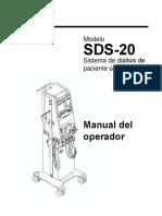 Manual de Operador SDS 20