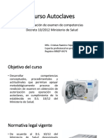 PPT Curso Autoclaves EYS