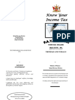 PAYE Booklet