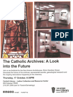 The Catholic Archives - A Look Into the Future