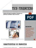 Pronostico financiero