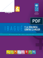 Ibague y la violencia contra la mujer