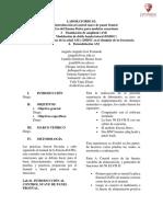 Adelanto Informe #2 - Comunicaciones I