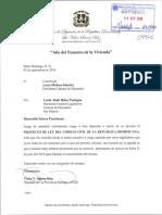 Proyecto de Ley Del Código Civil de La República Dominicana