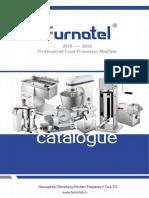 04-Shinelong Furnotel Food Processor Catalogue