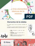 Loe Elementos Básicos de La Música