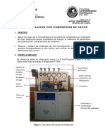 Refrigeracion Lab PUCP