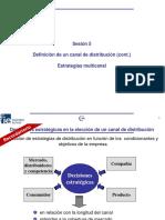 Distribucion Multicanal
