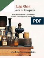 Luigi Ghirri - Lezioni Di Fotografia