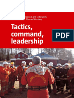 Tactics Command Leadership