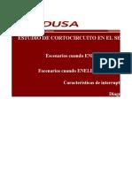 ESTUDIO DE CORTOCIRCUITO