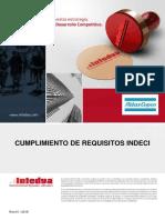 Informe Requisitos Indeci