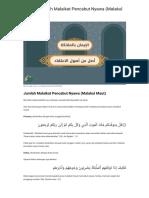 Berapa Jumlah Malaikat Pencabut Nyawa (Malakul Maut)_ _ Konsultasi Agama Dan Tanya Jawab Pendidikan Islam
