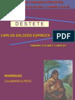 C11 Destete
