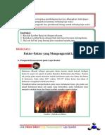 3. LKPD Faktor-faktor Yang Mempengaruhi Laju Reaksi