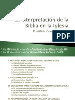 La Interpretación de La Biblia en La Iglesia Metodos