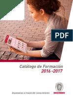 Catalogo Bureau Veritas Formacion Curso 2016