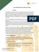 Máster en Coordinación de Proyectos BIM
