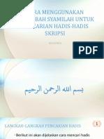 Takhrijmaktabahsyamilah 150706222330 Lva1 App6891