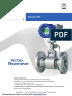 624891vortex Flowmeter