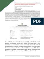 2014-00202 (s) Liquidatorio. Soc. Conyugal. Partición previamente aprobada es inmodificable. No fue objetado. Revoca