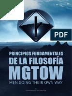 Principios Fundamentales de La Filosofia MGTOW V1.0