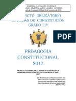 Proyecto 50 Horas de Constitucion 2017