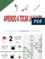 Tocar La Flauta