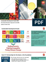 Sime Darby Plantation's Approach to the SDGs