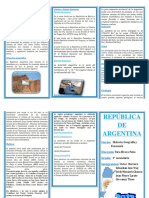 republica argentina