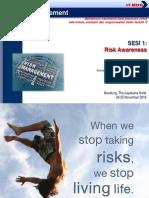risk awareness